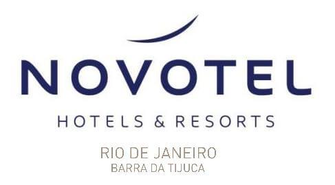 Onde se hospedar: Novotel